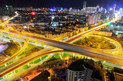 City Interchange Stock Photography