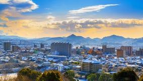 City of Inuyama Stock Image