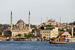 City of Istanbul Royalty Free Stock Photography