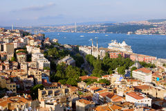 City of Istanbul Stock Image