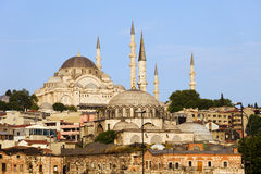 City of Istanbul Royalty Free Stock Images