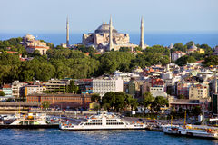 City of Istanbul Stock Images