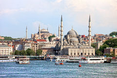 City of Istanbul Royalty Free Stock Photo