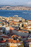 City of Istanbul from Above Stock Images