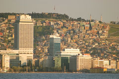 city of Izmir Stock Photography