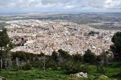 City of Jaen, Andalusia, Spain Stock Images