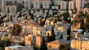 City of Jaffa - Israel stock video footage
