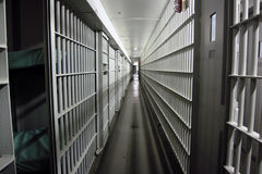 City Jail Royalty Free Stock Photos