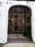 The City Jail, Charleston, SC. Stock Images