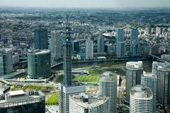 City of Japan Tokyo. A view on a city. Stock Photos