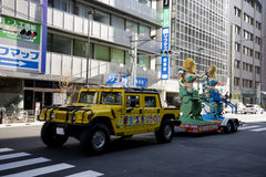 City of Japan Tokyo. A view on a city. Akihabara Stock Image
