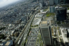 City of Japan Tokyo. A view on a city.Metro Stock Photo