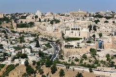 City of Jerusalem Stock Photo