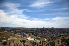 Jerusalem View Royalty Free Stock Photo