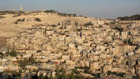 The City of Jerusalem stock photos