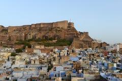 City of Jodhpur India Stock Photography