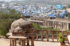 City of Jodhpur India Stock Image