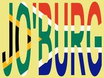 City of Johannesburg Royalty Free Stock Photo
