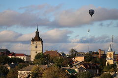 City Kamenetz-Podolsk Ukraine. Old City Kamenetz-Podolsk Ukraine Royalty Free Stock Photo