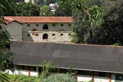City of Kandy in Sri Lanka Stock Photo