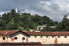 City of Kandy in Sri Lanka Stock Photos