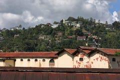 City of Kandy in Sri Lanka Royalty Free Stock Photo