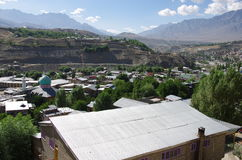 City of Kargil in Ladakh, India Stock Photos