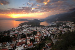City of Kas Royalty Free Stock Image