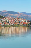 City Kastoria, Greece Stock Images