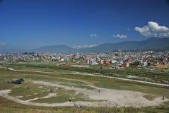The city of Kathmandu Stock Images