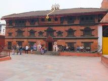 The city of Kathmandu, Nepal Stock Images