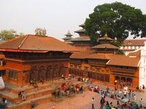 The city of Kathmandu, Nepal Stock Photo