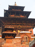 The city of Kathmandu, Nepal Royalty Free Stock Image