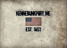 Kennebunkport, Maine royalty free stock photos