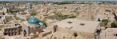 City of Khiva royalty free stock image