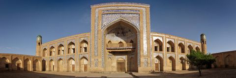 City of Khiva Stock Image