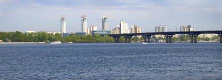 City of Kiev. Ukraine royalty free stock image
