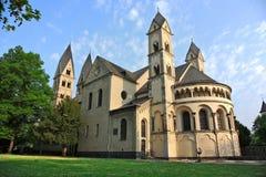 City of  Koblenz. Herz Jesu Kirche in the centre of Koblenz.germany Royalty Free Stock Image