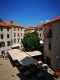 City of Kotor. In Montenegro Stock Images