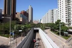 City of Kowloon, Hong Kong Royalty Free Stock Photos