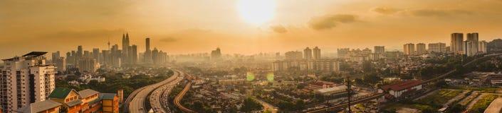 City of Kuala Lumpur Stock Photo