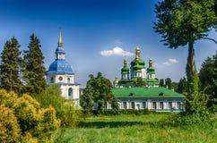 Vydubitsky Monastery Royalty Free Stock Images