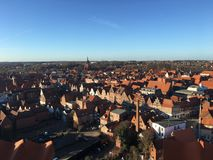 The city of Lübeck Stock Image