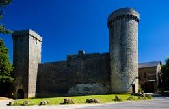 City of La Couvertoirade Royalty Free Stock Image