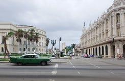 City of la habana. In cuba Stock Images