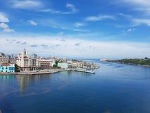 City of la habana. In cuba Stock Photography