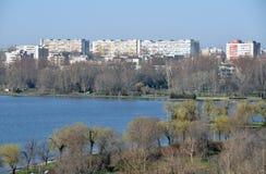 City Lake Stock Images