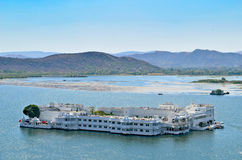 City Lake palace, Udaipur, Rajasthan, India. Stock Photos
