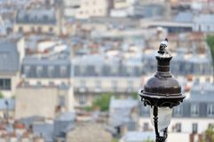 City Lamppost Royalty Free Stock Image