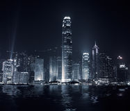City landmark of Hong Kong Stock Image